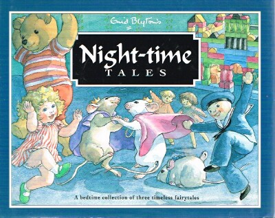 Image for Night-time Tales: A Bedtime Collection of Three Timeless Fairytales