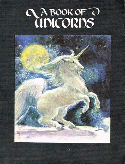Image for A Book of Unicorns