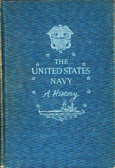 Image for The United States Navy: A History