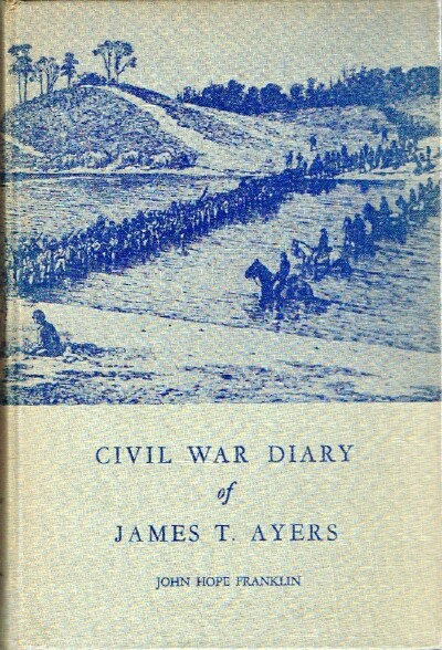 Image for Civil Was Diary of James T. Ayers
