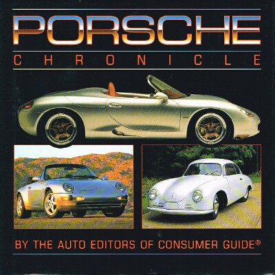 Image for PORSCHE CHRONICLE