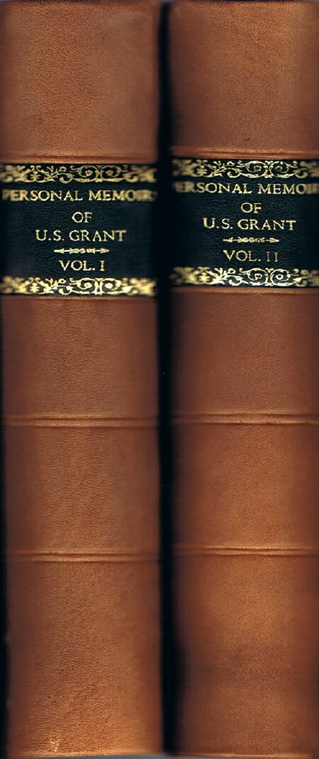 Image for Personal Memoirs of U. S. Grant (Two Volumes, Complete)