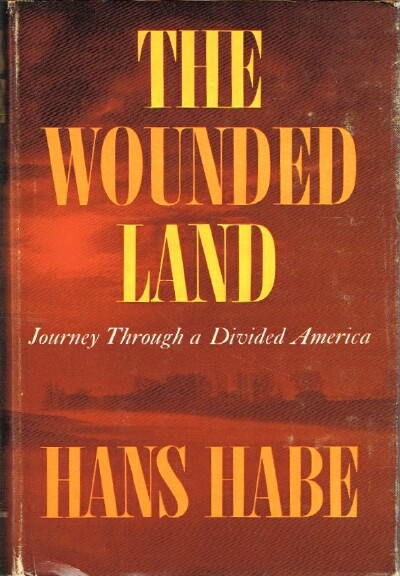 Image for The Wounded Land: Journey Through a Divided America