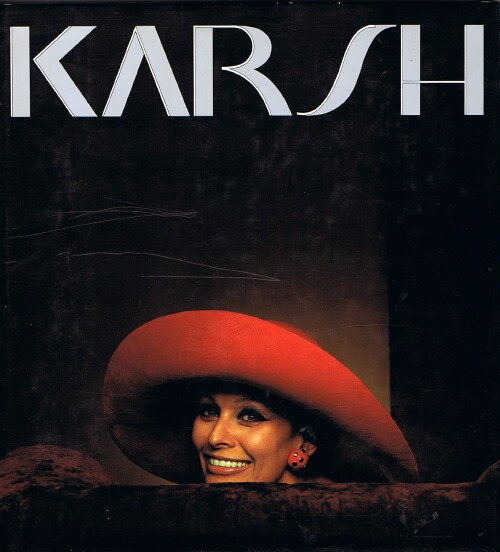 Image for Karsh: A Fifty-Year Perspective
