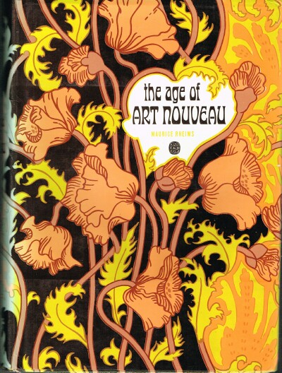 Image for The Age of Art Nouveau European and American Arts in 1900