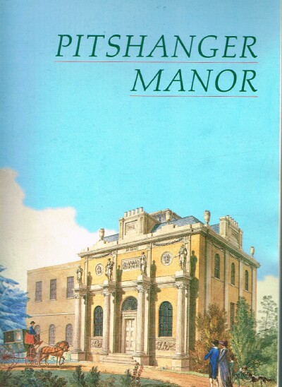 Image for PITSHANGER MANOR: An Introduction