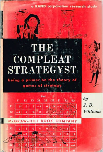 Image for The Compleat Strategyst: Being a Primer on the Theory of Games of Strategy
