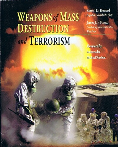 Image for Weapons of Mass Destruction and Terrorism