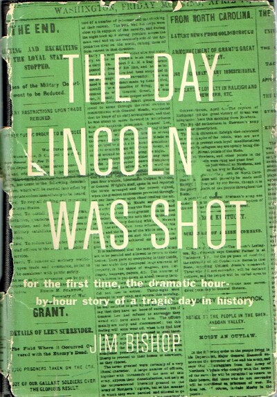 Image for The Day Lincoln Was Shot