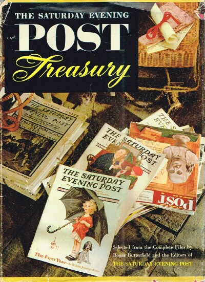Image for The Saturday Evening Post Treasury