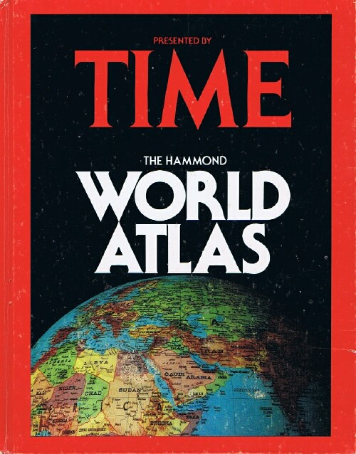 Image for The Hammond World Atlas: Presented by Time