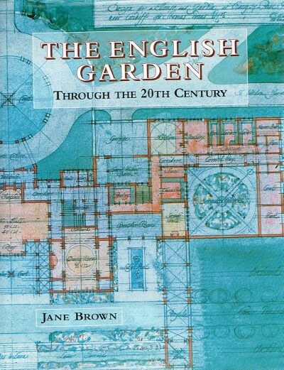 Image for The English Garden Through the 20th Century