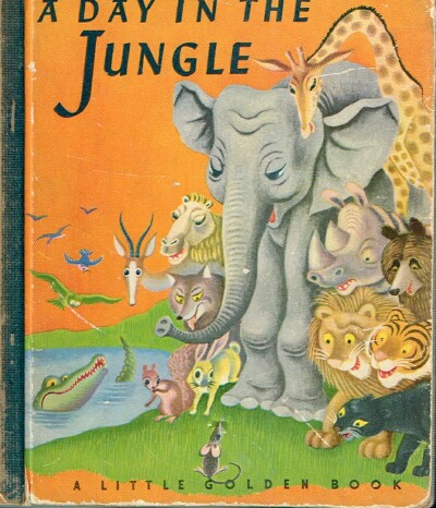 Image for A Day in the Jungle
