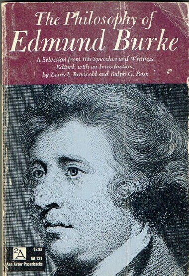 Image for The Philosophy of Edmund Burke