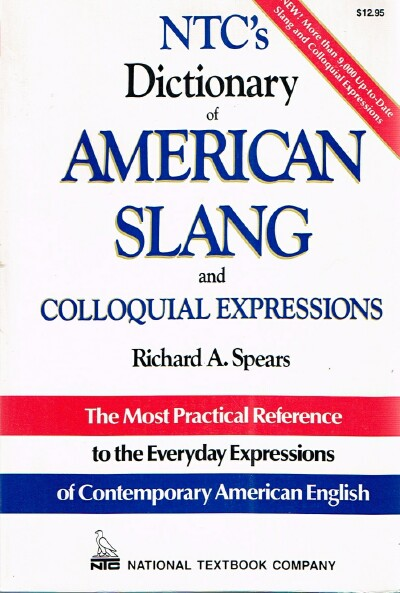 Image for NTC's Dictionary of American Slang and Colloquial Expressions