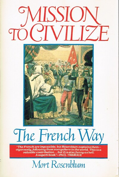 Image for Mission to Civilize: The French Way