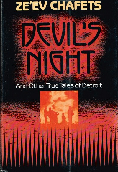 Image for Devil's Night:  And Other True Tales of Detroit