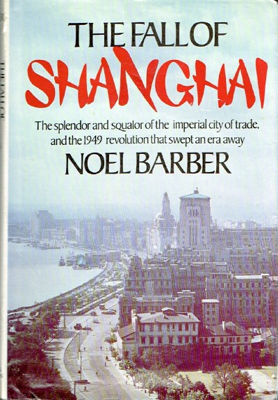 Image for The Fall of Shanghai