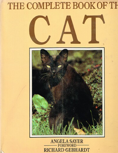 Image for The Complete Book of the Cat