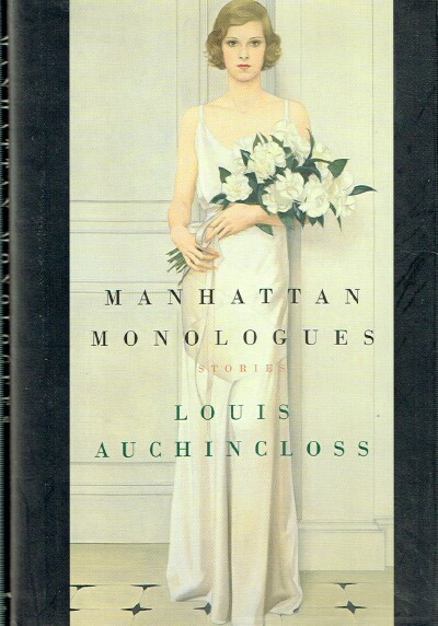 Image for Manhattan Monologues