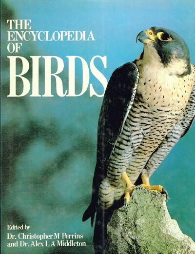 Image for The Encyclopedia of Birds