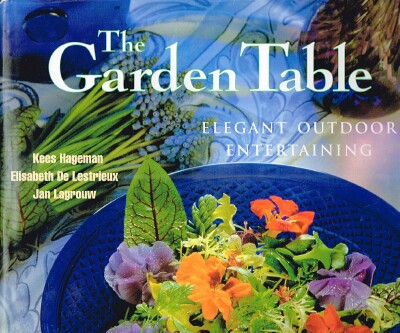 Image for The Garden Table: Elegant Outdoor Entertaining