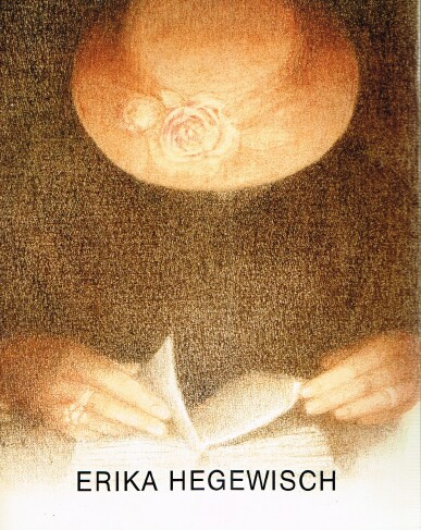 Image for Erika Hegewisch: Drawings Pastels Etchings October - November 1993