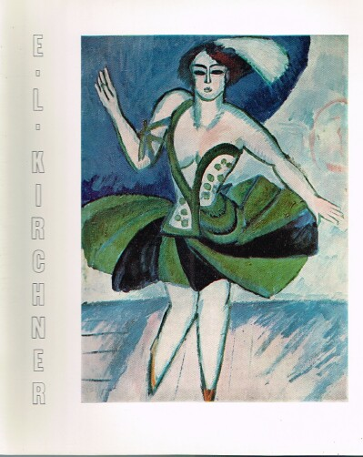 Image for E. L. Kirchner, German Expressionist