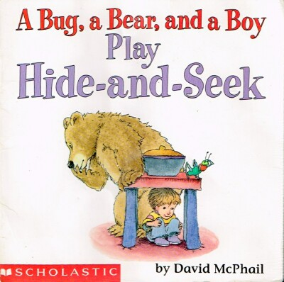 Image for A Bug, a Bear, and a Boy Play Hide-and-Seek