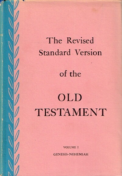 Image for The Holy Bible: The Old Testament (Two Volumes)