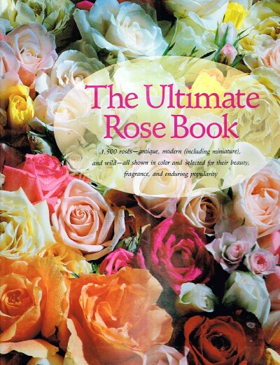 Image for The Ultimate Rose Book