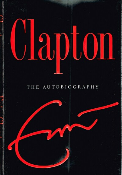 Image for Eric Clapton: The Autobiography