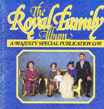 Image for The Royal Family Album: A Majesty Special Publication