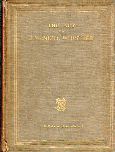 Image for The Art of J. McNeill Whistler