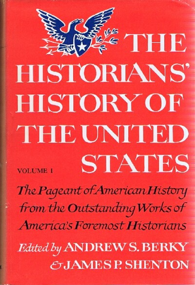 Image for The Historians' History of the United States (Two Volumes, Complete, in Slipcase)