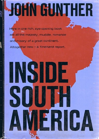 Image for Inside South America