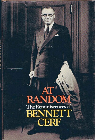 Image for At Random: The Reminiscences of Bennett Cerf