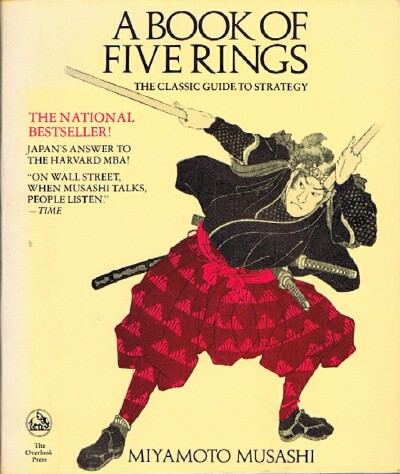 Image for A Book of Five Rings