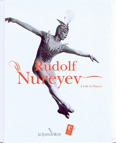 Image for Rudolf Nureyev: A Life in Dance