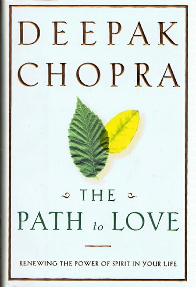 Image for The Path to Love: Renewing the Power of Spirit in Your Life