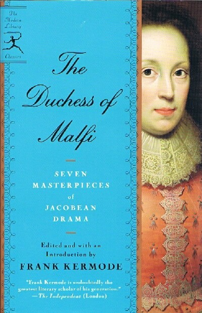 Image for The Duchess of Malfi: Seven Masterpieces of Jacobean Drama