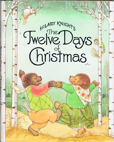 Twelve Days Of Christmas Book.The Twelve Days Of Christmas