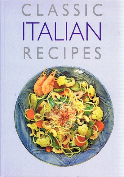 Image for Classic Italian Recipes