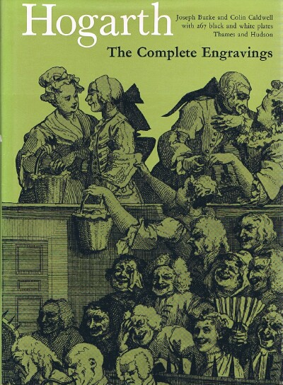 Image for Hogarth: The Complete Engravings