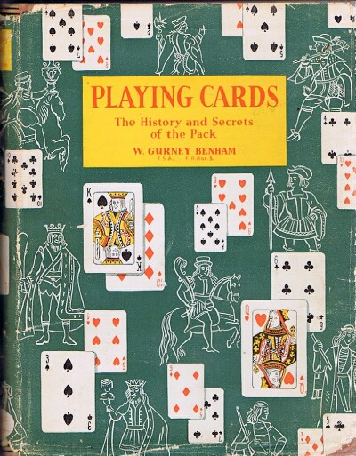 Image for Playing Cards: History of the Pack and Explanations of its Many Secrets
