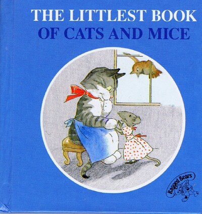 Image for The Littlest Book of Cats and Mice