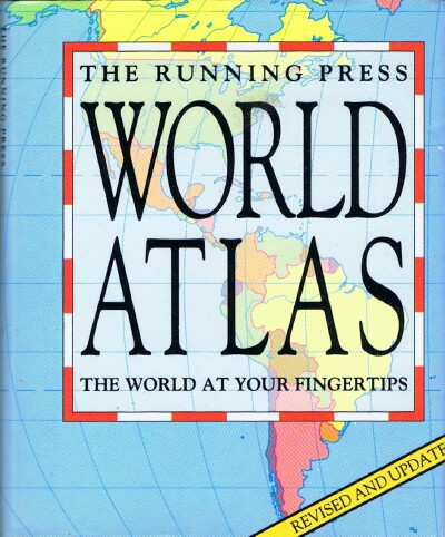 Image for World Atlas: The World at Your Fingertips