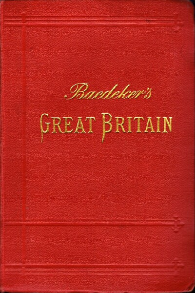 Image for Great Britain: Handbook for Travellers