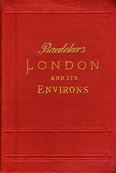 Image for London and its Environs