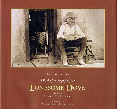 Image for A Book of Photographs from Lonesome Dove